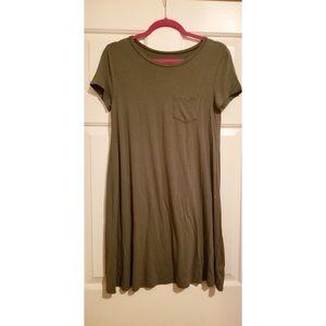 Dresses & Skirts - Tshirt dress with pocket